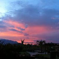 Photo taken at Villa Del Palmar Beach Resort & Spa by Adrian R. on 9/6/2012