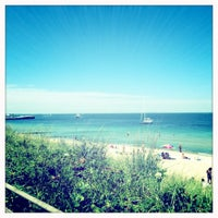 Photo taken at The Inkwell, Martha's Vineyard by Jasmine A. on 6/30/2012