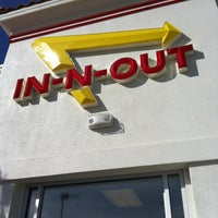 Photo taken at In-N-Out Burger by Stephan H. on 2/29/2012