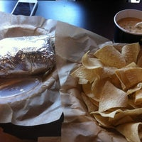 Photo taken at Qdoba Mexican Grill by Jinya P. on 8/28/2012