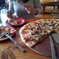 Photo taken at Pepe's Pizza by José Antonio B. on 6/24/2012