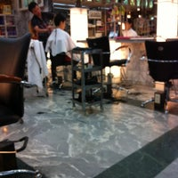 Photo taken at Hair Heart by Joy's on 8/23/2012