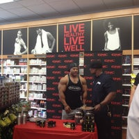 Photo taken at GNC by Lucia M. on 6/1/2012