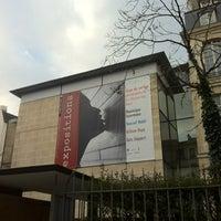 Photo taken at Maison Européenne de la Photographie by Sunwoo H. on 2/26/2012