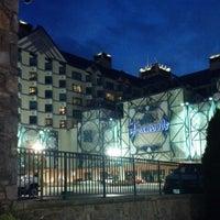 Photo taken at Foxwoods Resort Casino by Eddie W. on 9/1/2012