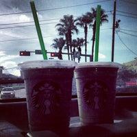 Photo taken at Starbucks by Angela D. on 8/27/2012
