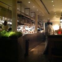 Photo taken at Mercer Kitchen by emilyyy on 5/26/2012