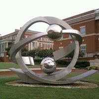 Photo taken at University of North Carolina at Charlotte by Marcus C. on 8/30/2012