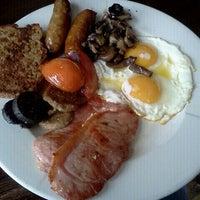 Photo taken at Lansdowne Arms by Jovi R. on 5/13/2012