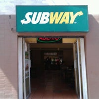 Photo taken at Subway by Jorge J. on 3/16/2012