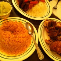 Photo taken at Caridad Restaurant by Jay T. on 2/22/2012