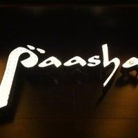 Photo taken at Paasha by Kunal K. on 9/6/2012