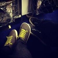 Das Foto wurde bei Lufthansa Flight LH 405 von Haley P. am 5/23/2012 aufgenommen