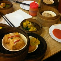 Photo taken at Bamboo dimsum by Maria I. on 2/7/2012