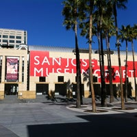 Photo taken at San Jose Museum of Art by Yuichi T. on 3/4/2012