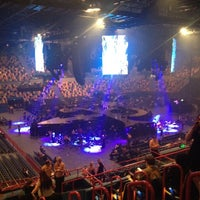 Photo taken at Brisbane Entertainment Centre by Serenity on 5/18/2012