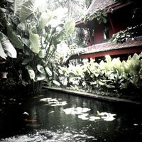 Photo taken at The Jim Thompson House by Amine S. on 4/6/2012