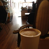Photo taken at Redline Coffee and Espresso by Brock w. on 3/6/2012