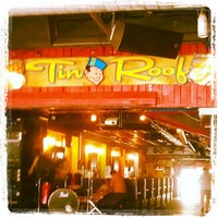 Photo taken at Tin Roof by Amanda R. on 4/15/2012