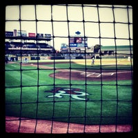 Photo taken at Dell Diamond by Matt on 7/22/2012