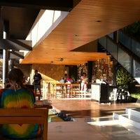 Photo taken at Centra Taum Resort Seminyak by Maharrani on 3/31/2012
