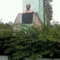 Photo taken at Busto de Rufo Figueroa by Shelo C. on 6/20/2012