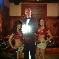 Photo taken at Twin Peaks Restaurant by Lynn T. on 4/20/2012
