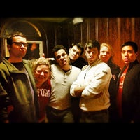 Photo taken at Theta Chi Fraternity by Dontae M. on 2/19/2012