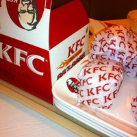 Photo taken at KFC by Dee G. on 4/23/2012
