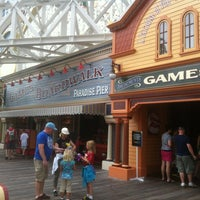 Photo taken at Games of the Boardwalk by Michael G. on 6/18/2012