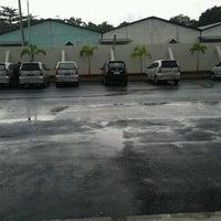 Photo taken at Kawasan Industri Makassar (KIMA) by Yus G. on 5/1/2012