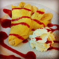 Photo taken at Pancake Café by Korbua P. on 3/29/2012