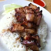 Photo taken at Sam Kee BBQ Place by Jackson K. on 5/25/2012