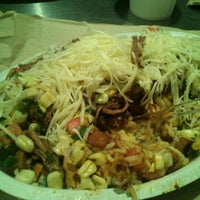 Photo taken at Chipotle Mexican Grill by Krystal J. on 7/26/2012