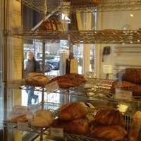 Photo taken at Silver Moon Bakery by Sarah on 2/11/2012