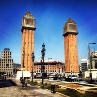 Photo taken at Fira de Barcelona by Luca S. on 3/7/2012