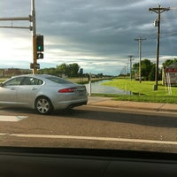 Photo taken at 109th/65 light by Charlotte Y. on 5/25/2012