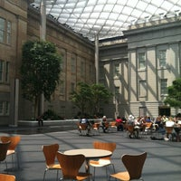 Photo taken at Kogod Courtyard by Michael R. on 7/5/2012