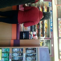 Photo taken at Dunkin' Donuts by Gioiaella G. on 2/19/2012