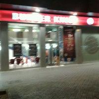 Photo taken at Burger King by Ilde D. on 3/2/2012