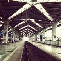 Photo taken at Panvel Railway Station by Rohit T. on 9/11/2012