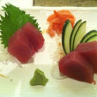 Photo taken at Sushi Hana Fusion Cuisine by Tim on 8/11/2012