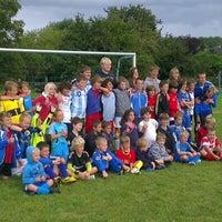 Photo taken at FC Moortsele by Ulrik ✈. on 8/31/2012