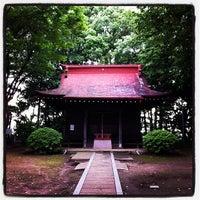 Photo taken at 長尾神社 by Keiji B. on 6/24/2012