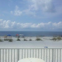 Photo taken at The Beach by Alexis A. on 7/1/2012