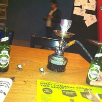 Photo taken at V Spot Bar + Cafe by Amar on 2/20/2012
