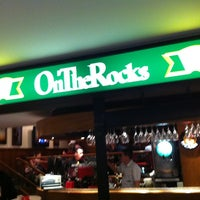 Photo taken at On The Rocks by Luana M. on 6/11/2012