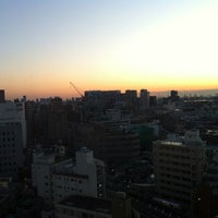 Photo taken at ヴィアイン東京大井町 by Yasuaki Y. on 3/11/2012