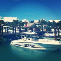 Photo taken at Port Lucaya Marina by Rusty P. on 7/20/2012