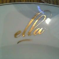 Photo taken at Ella Dining Room & Bar by Jason K. on 8/29/2012